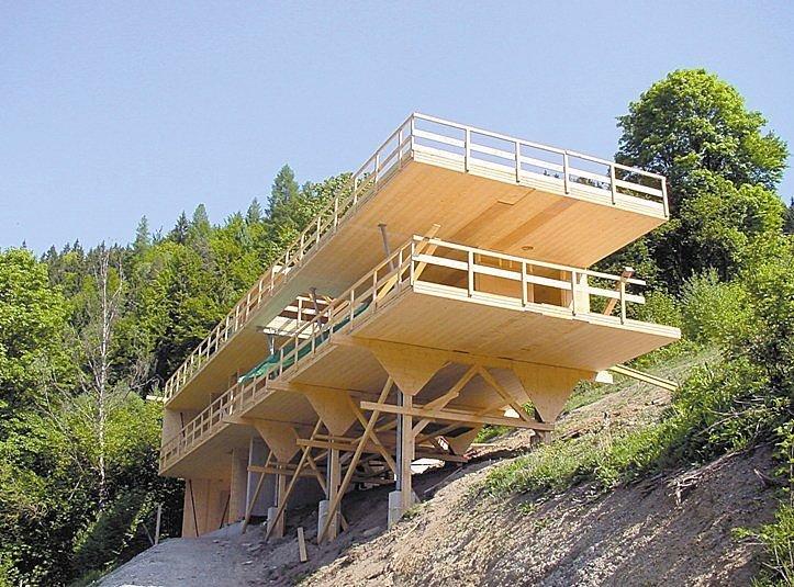 Duqueyzamora arquitectos arquitectura en madera - Arquitectura en madera ...