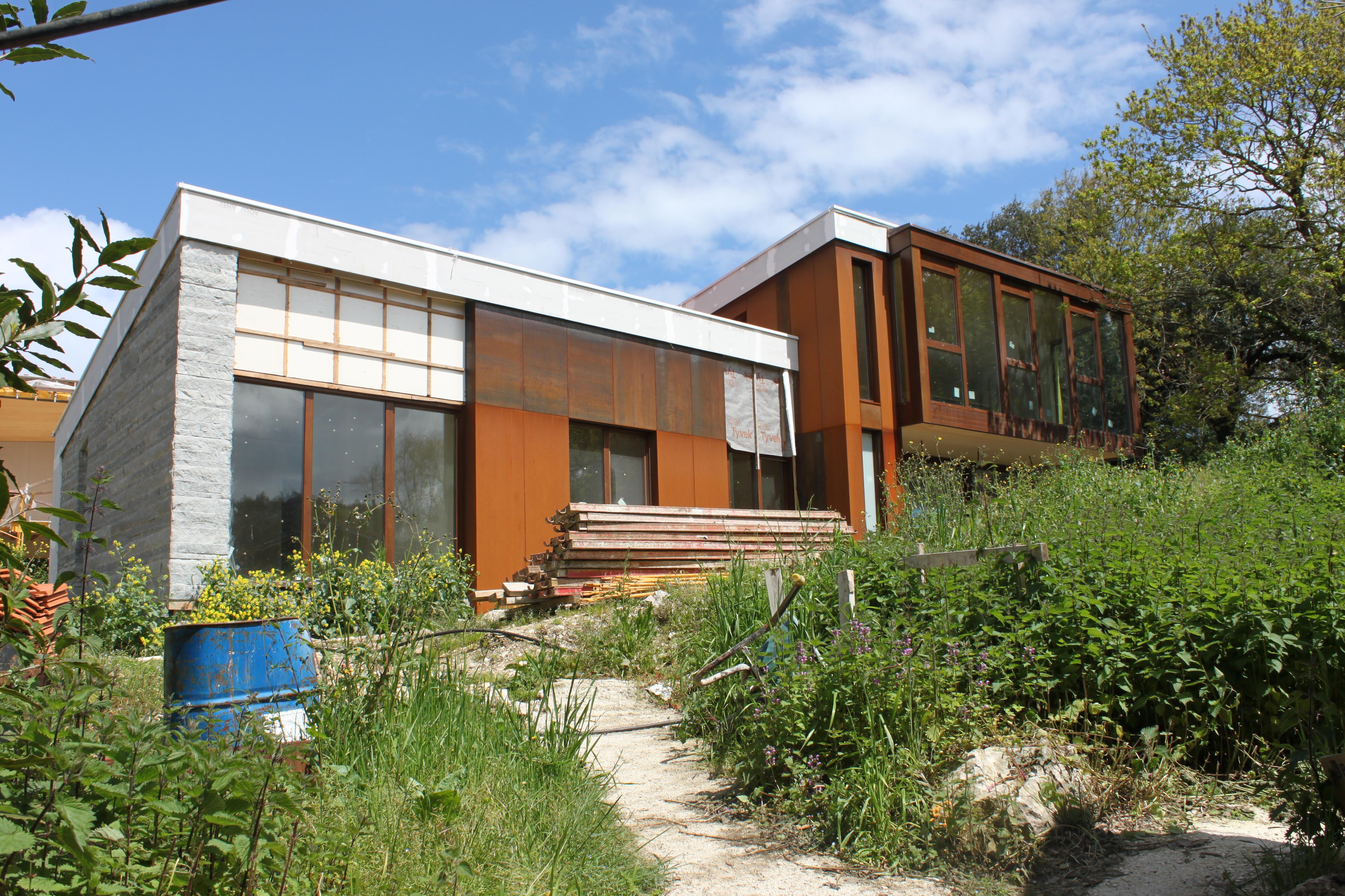 Duqueyzamora arquitectos domingo de excursi n a las casas - Casas el bosque ...